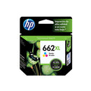 Tinta Catridge Hp 662 Color XL