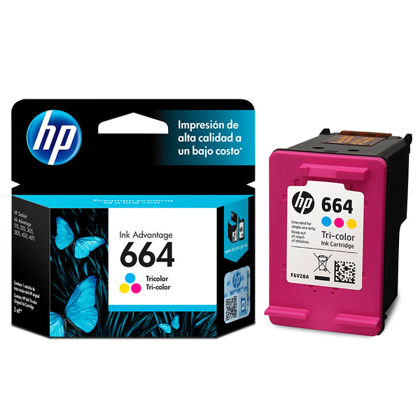 Tinta Catridge Hp 664 Color