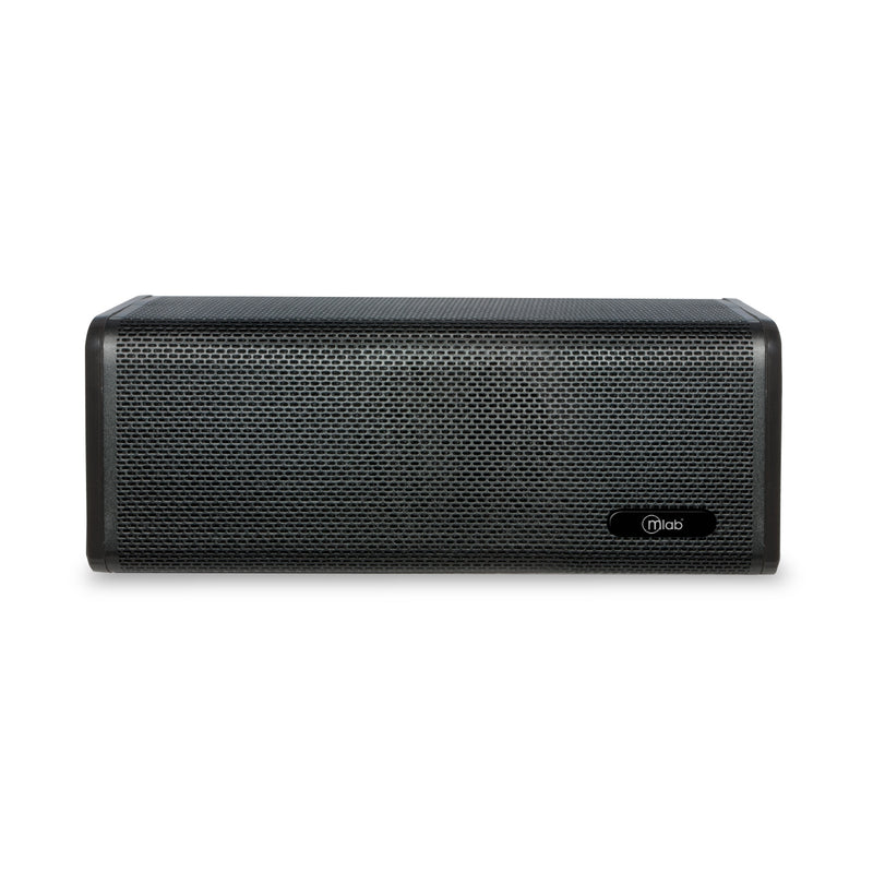 Parlante Mlab Titanium Metallic Gray Bluetooth ( 8129 )