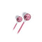 Audífonos Diamond In-Ear Rosa  Mlab