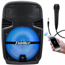 "Parlante Karaoke Bluetooth 15"" Fiddler"