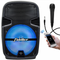 "Parlante Karaoke Bluetooth 12"" Fiddler"