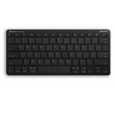 Teclado Inalambrico Wireless Keyboard Bluetooth Mlab ( Negro )