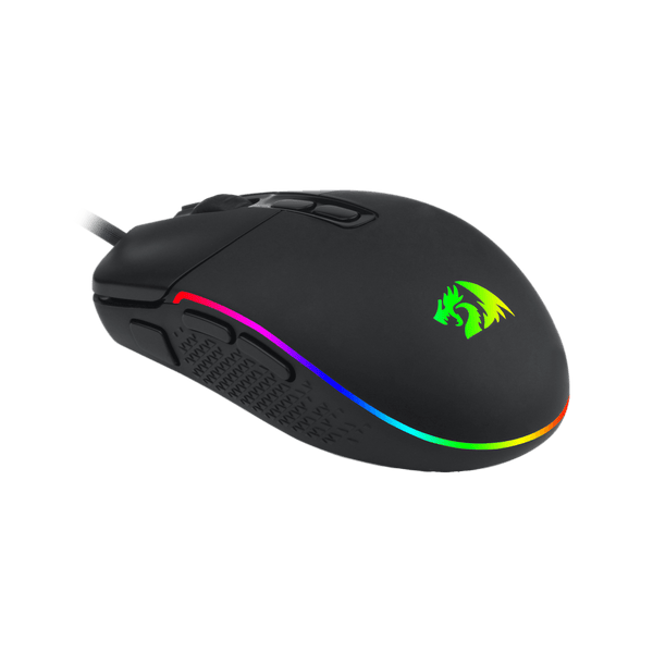 Mouse Alámbrico Gamer Redragon INVADER (M719-RGB)