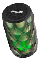Parlante Philco Diamond Led RGB Speaker Bluetooth