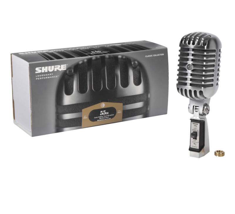 Microfono Shure Classic Collection 55SH