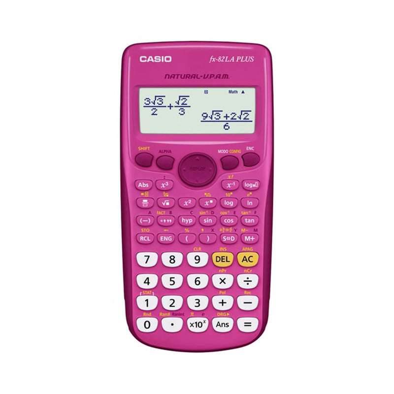 Calculadora Fx-82LA Plus Casio PK