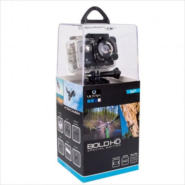 Camara  Deportiva Bold HD Ultra SP