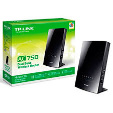 Router Tp link AC750 Archer c20i Dual Band