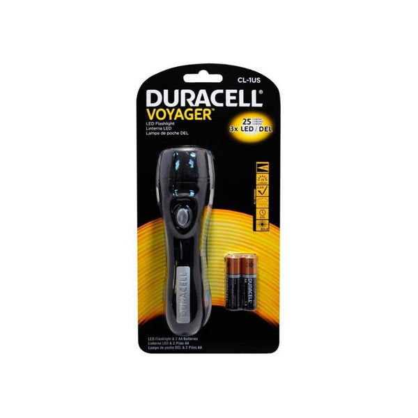 Linternas Voyager Duracell ( CL-1US )