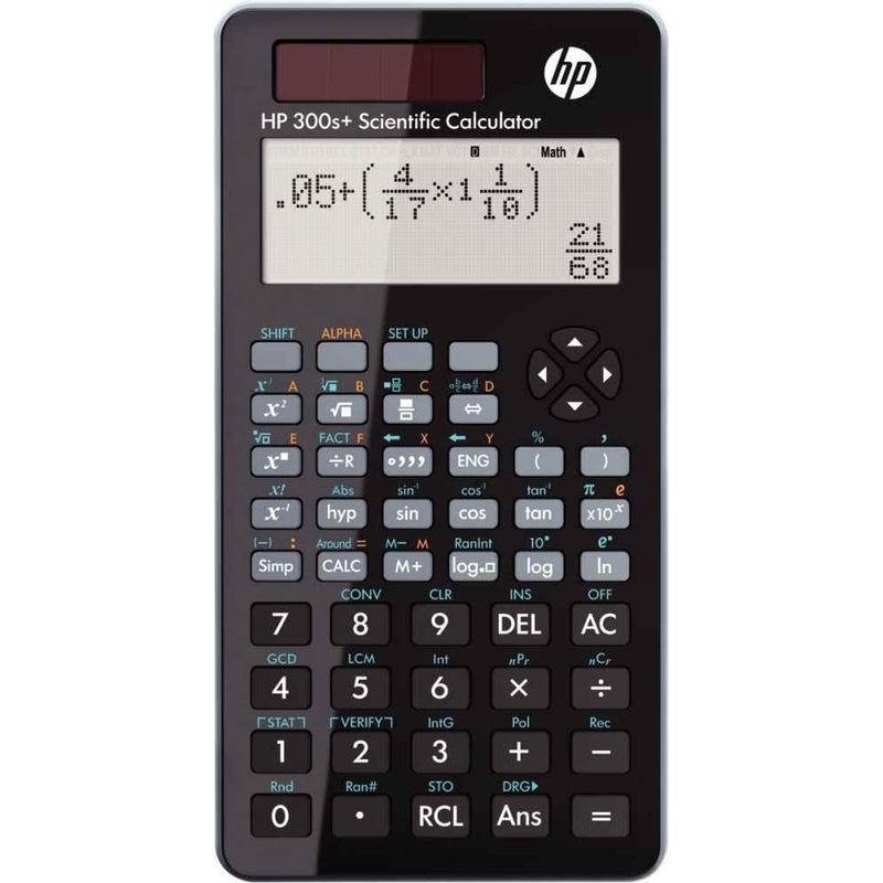 Calculadora Gráfica 300s + Scientific Hp