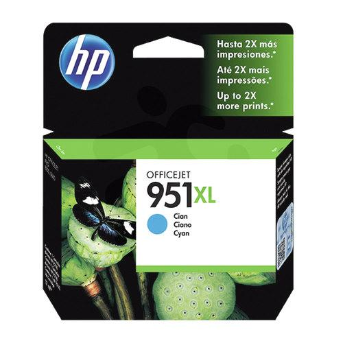 Tinta Catridge Hp 951 XL Cyan