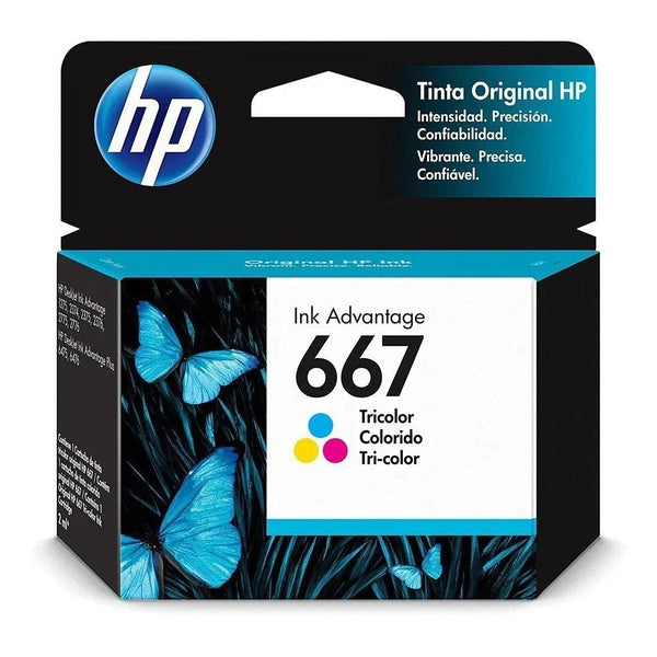 Tinta Catridge Hp 667 Color
