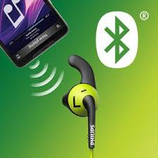 Audífonos Bluetooth Philips Actionfit ( SHQ6500CL )