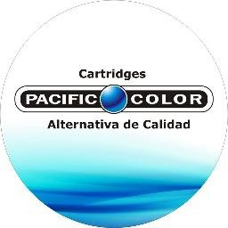 Tinta Catridge Alternativo Pacific Color 664XL Negra