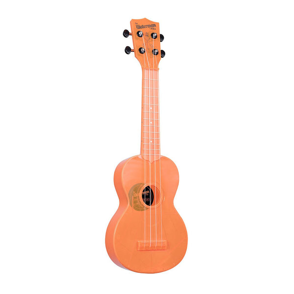 Ukelele The Waterman Soprano Naranja