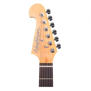 Guitarra Electrica Washburn Negra