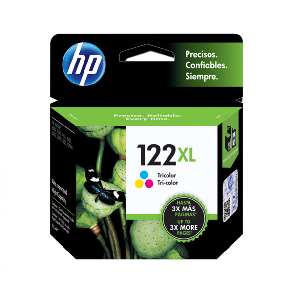 Tinta Catridge Hp 122 Color XL