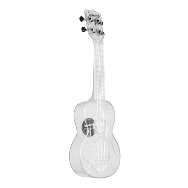 Ukelele The Waterman Soprano transparente