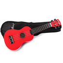 "Ukelele Diamond Head 21"" Rojo"