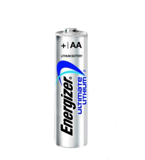 Pilas Ultimate Lithium Recargables AA2 Energizer