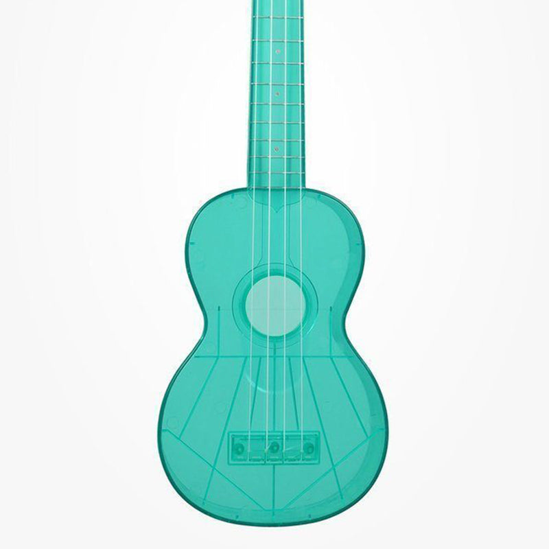 Ukelele The Waterman Soprano Verde