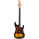 Bajo Electrico Washburn Sunburst