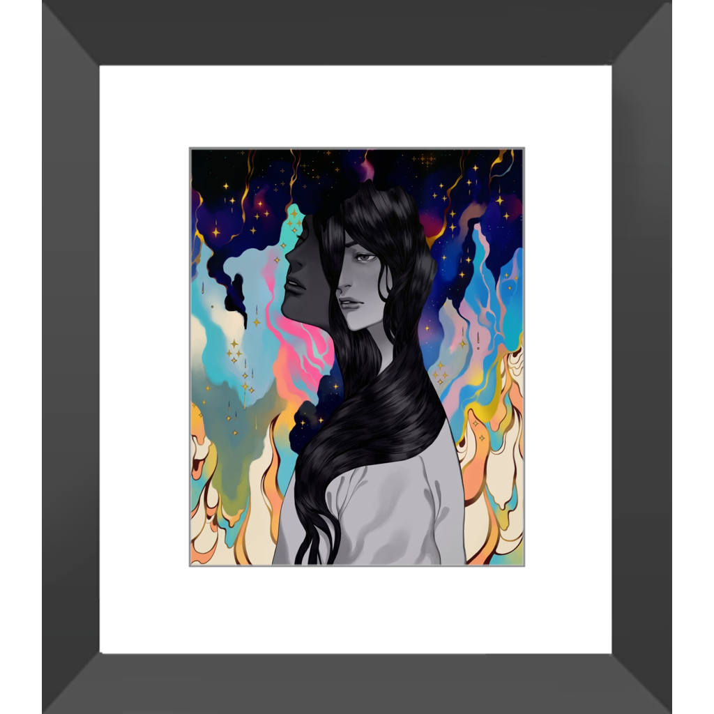Bleed - Framed Prints
