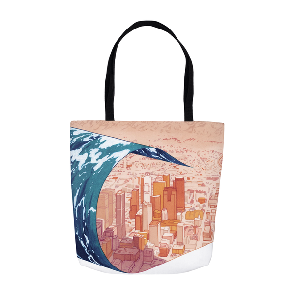 The Climate is Changing - Tote Bags