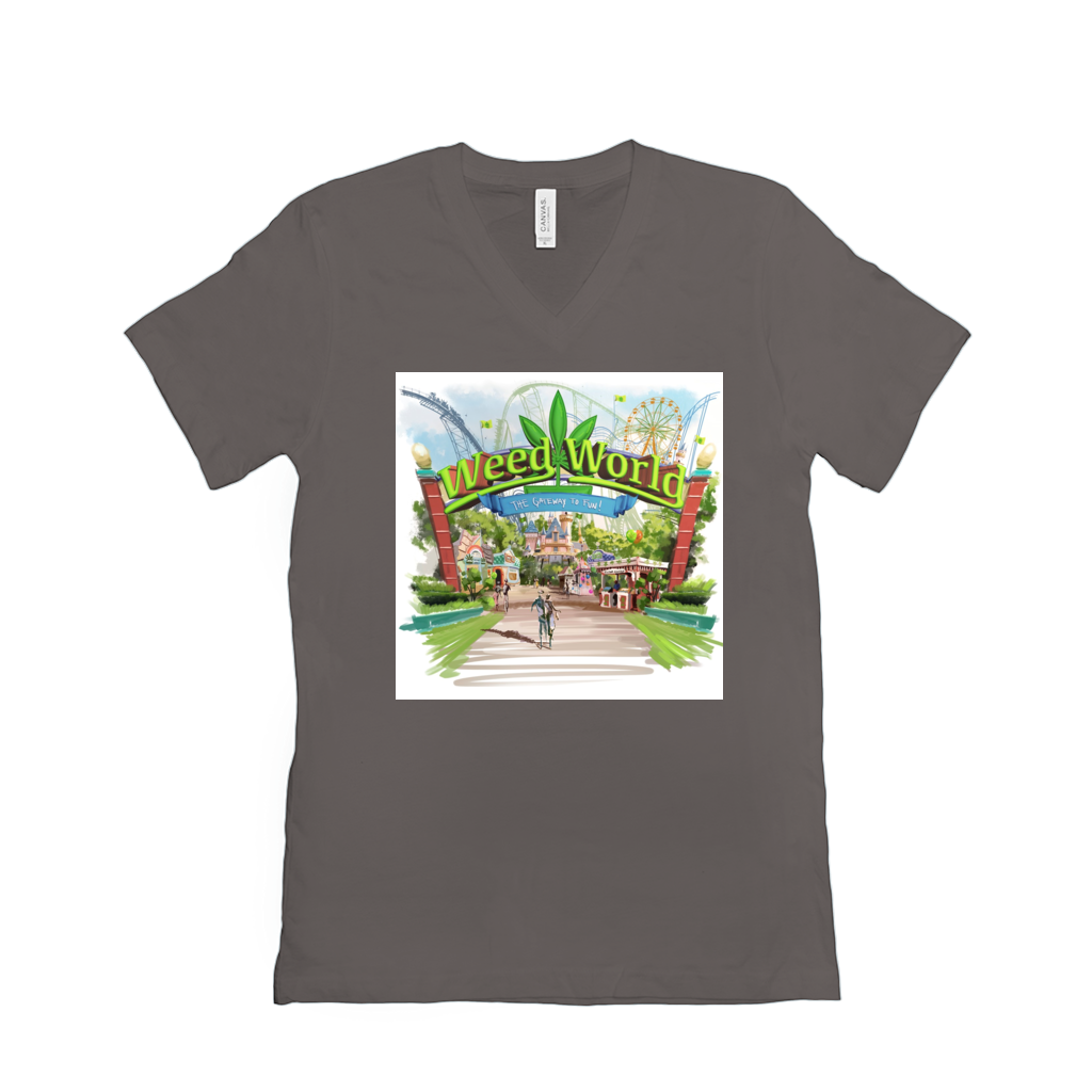 Weed World - T-Shirts