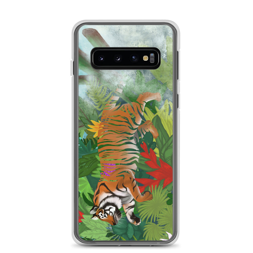 Tiger - Samsung Case