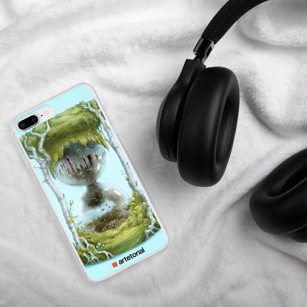 Hourglass - iPhone Case