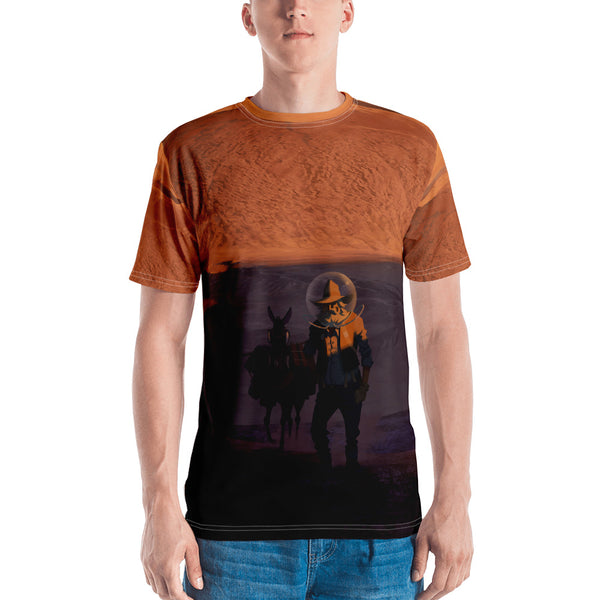 The Prospector - Men's T-shirt