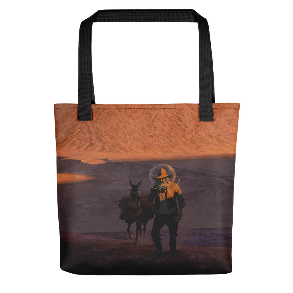 The Prospector - Tote bag