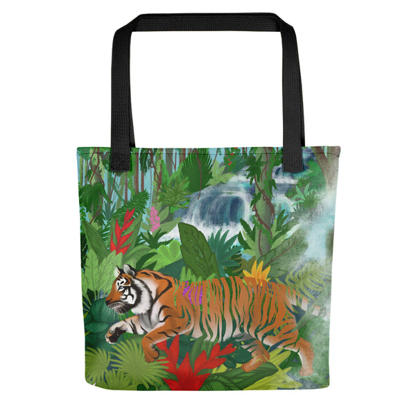 Tiger - Tote bag