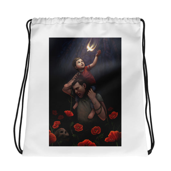 Sins of the Father- Drawstring bag