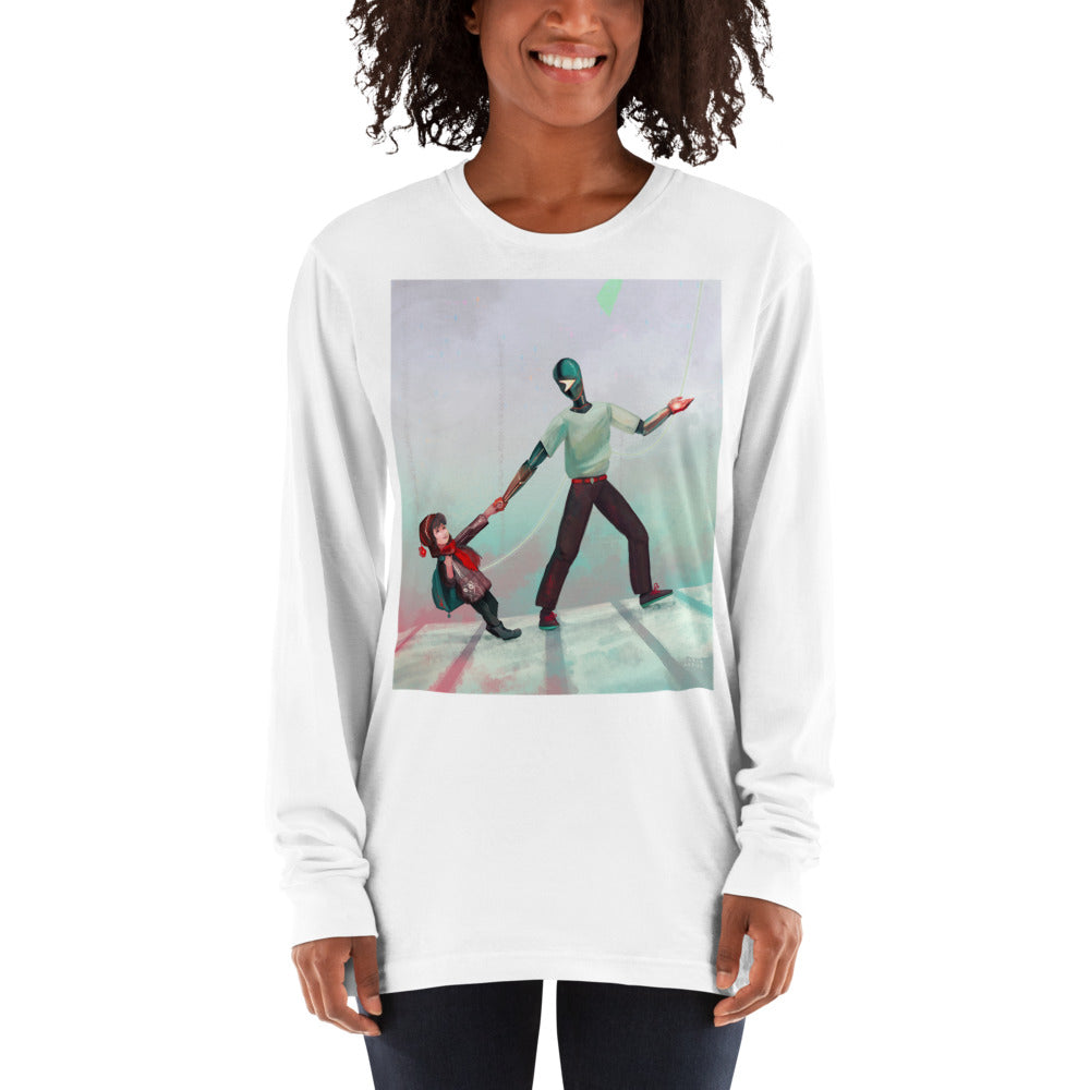 Let Me Guide You- Long sleeve t-shirt