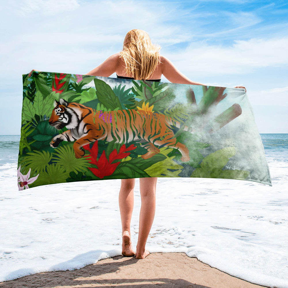 Tiger - Towel
