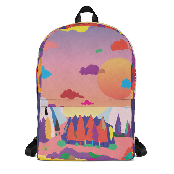 Dreamscape Valley Backpack