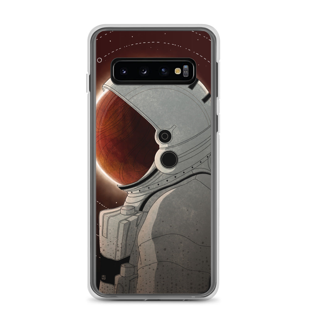 Red Skies Samsung Case