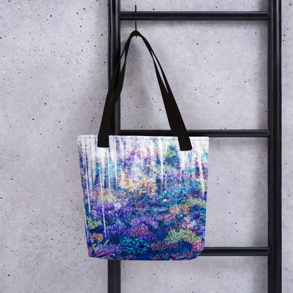 Washed Out Tote bag