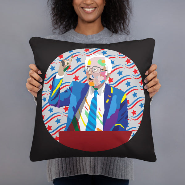 Wise Rebel - Throw Pillow