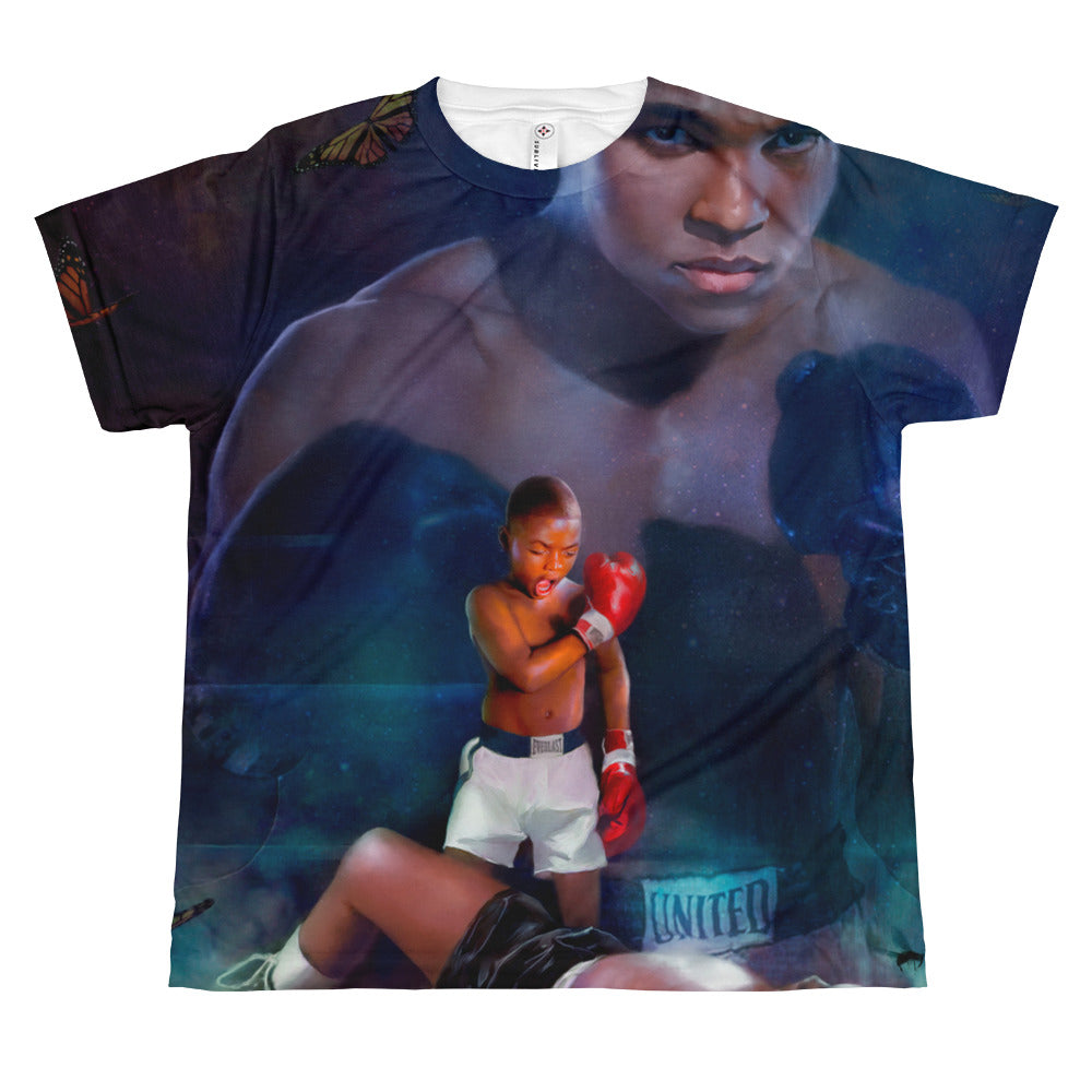 Legacy- All-over youth sublimation T-shirt