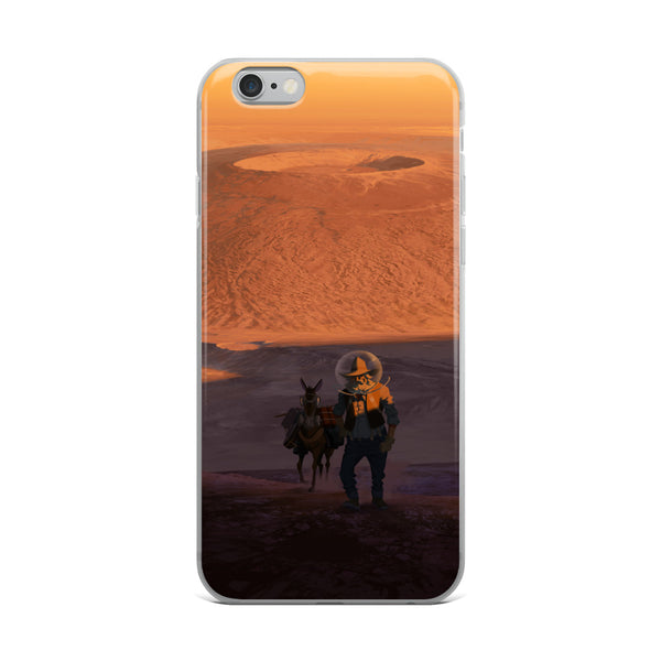 The Prospector - iPhone Case