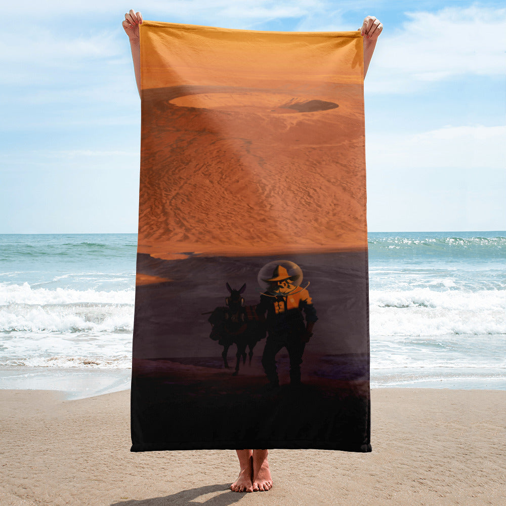 The Prospector - Towel