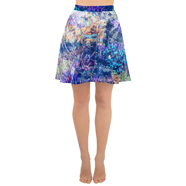 Washed Out - Skater Skirt