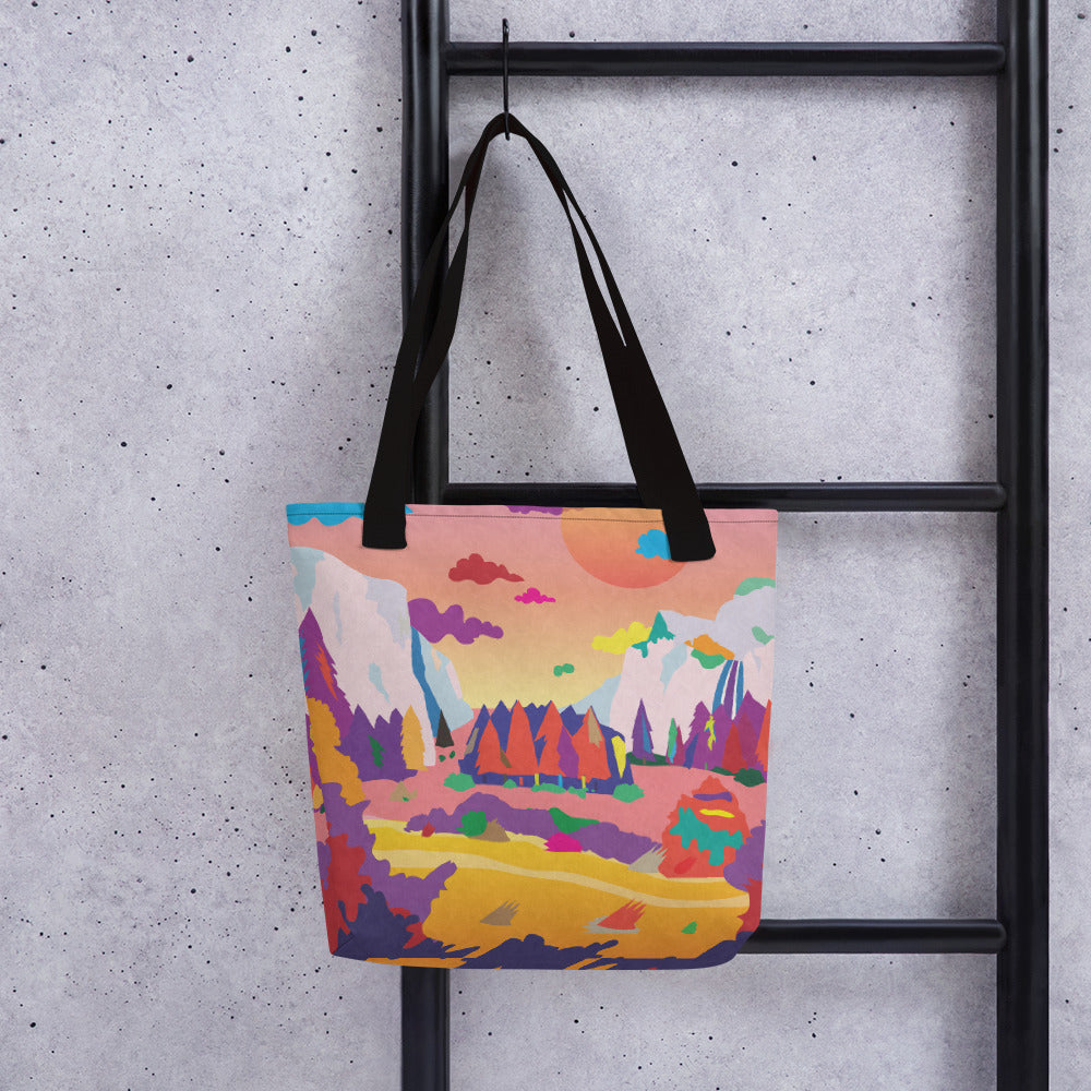 Dreamscape Valely Tote bag