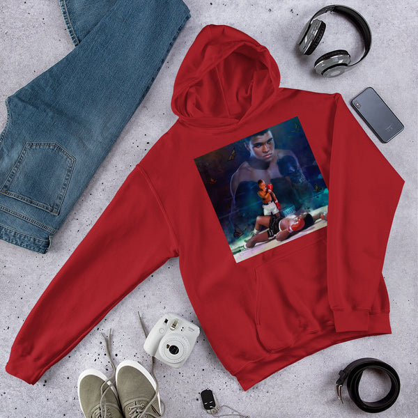 Legacy- Hooded Sweatshirt
