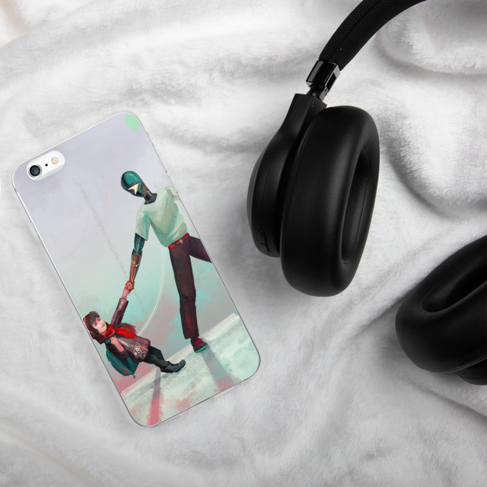 Let Me Guide You- iPhone Case