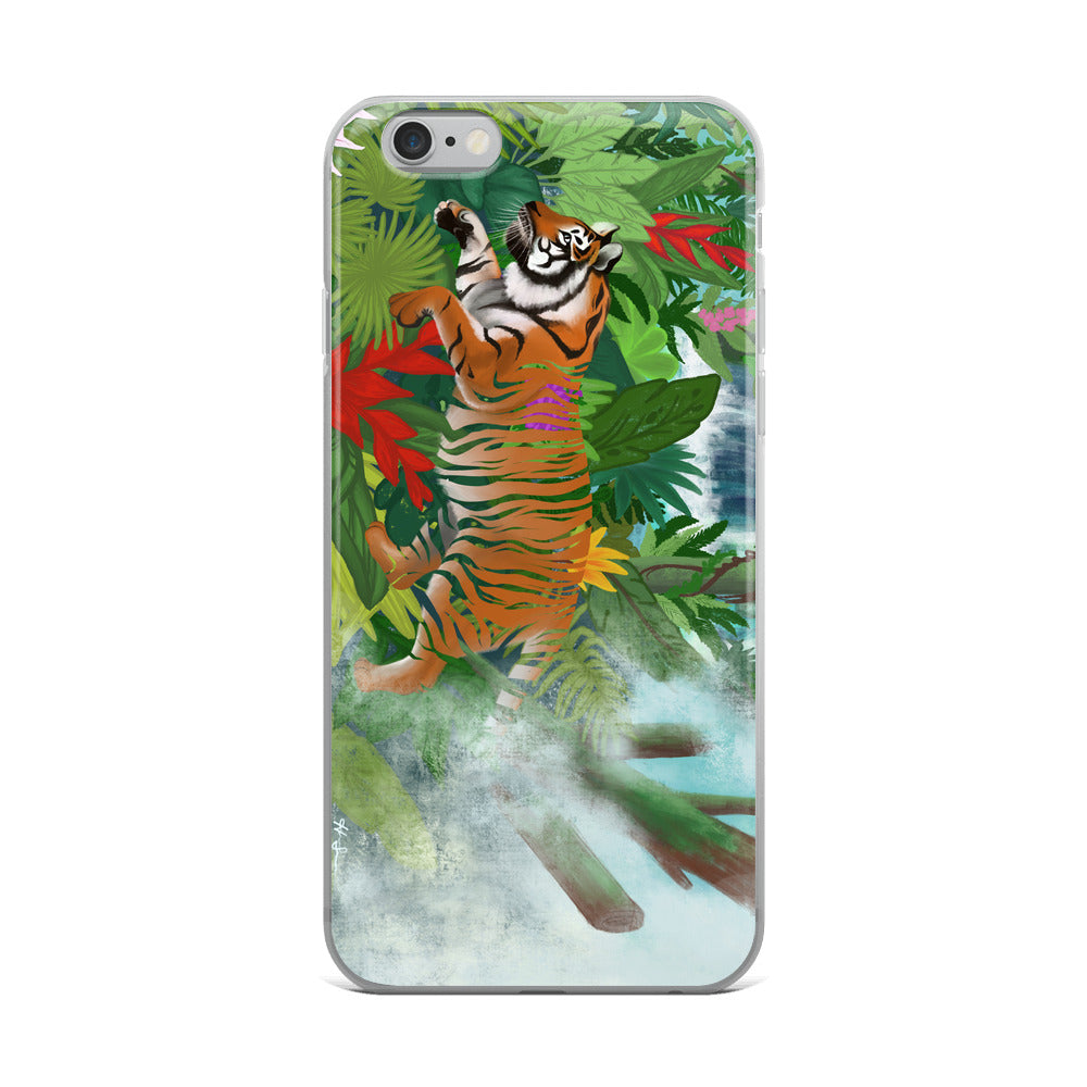Tiger - iPhone Case